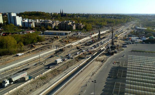 Przebudowa DK94 w Sosnowcu