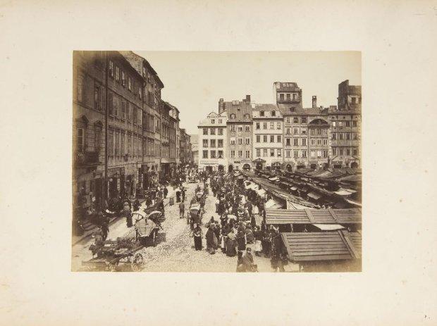Zdjęcie numer 0 w galerii - Pierwsi fotografowie Warszawy. Zapraszamy na spacer po XIX-wiecznej stolicy