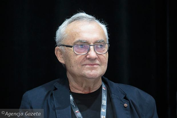 Janusz Kondratiuk na FPFF w Gdyni, 21.09.2018