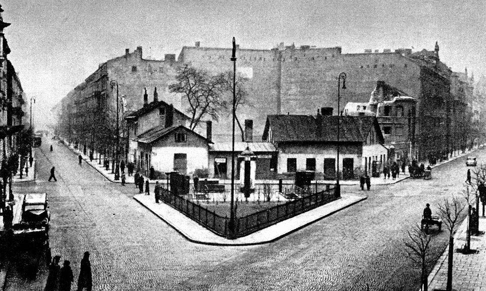 To Ulica Z Długą Niezwykłą Historią Warszawa Nieodbudowana