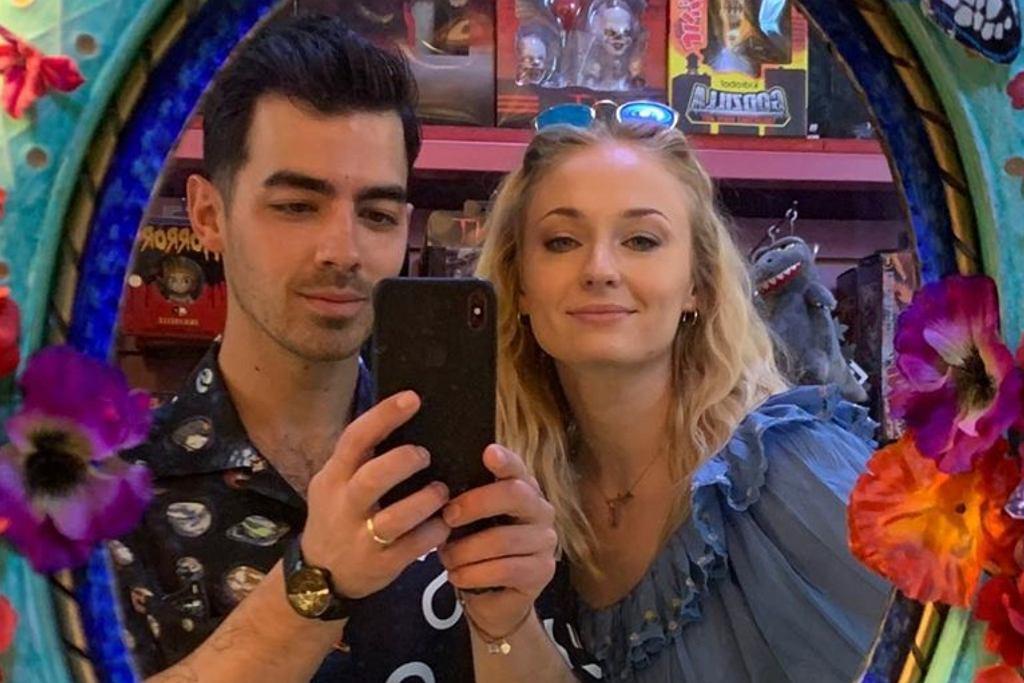 Joe Jonas i Sophie Turner