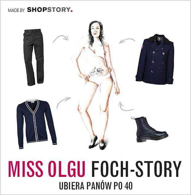 Miss Olgu Foch-Story