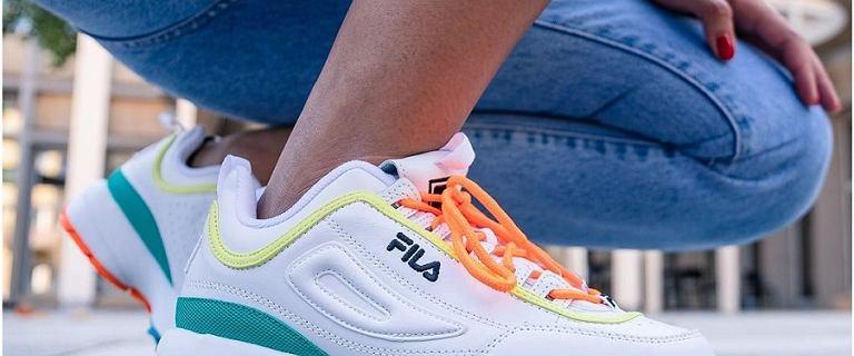 Wielka wyprzedaż butów znanych marek! Fila, Adidas, Nike i Converse taniej nawet o 60%