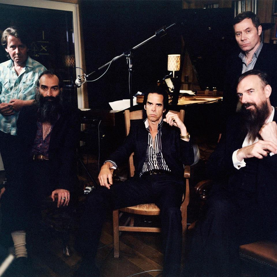 Nick Cave & The Bad Seeds / Facebook