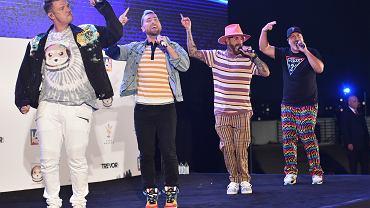 Bingo Under the Stars - członkowie Backstreet Boys i NSYNC