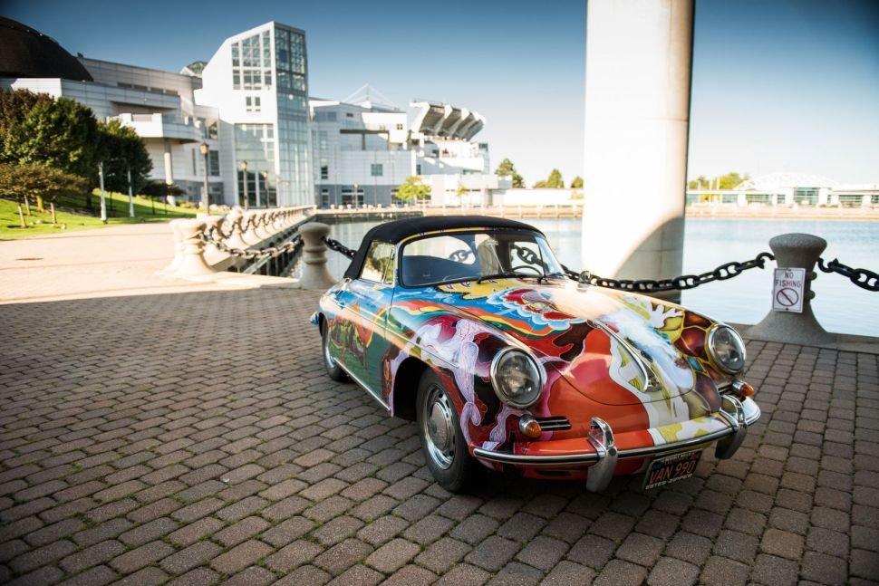 Porsche Janis Joplin z 1965 r. idzie pod młotek