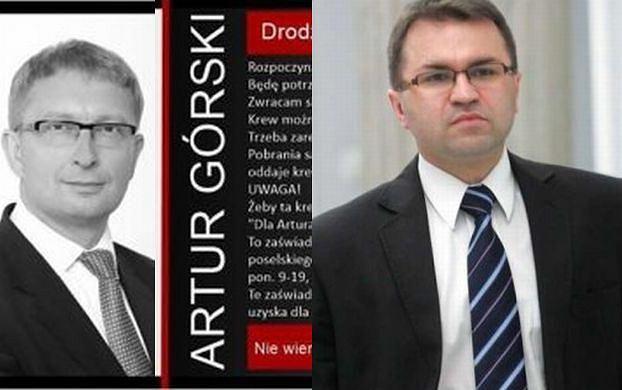 Zbigniew Girzyński, Artur Górski