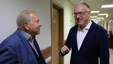 Jerzy Stuhr i Mariusz Szczygieł pozwali skarb państwa za zanieczyszczenie powietrza