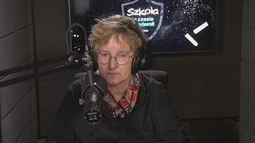 Joanna Gospodarczyk, dyrektorka Biura Edukacji m.st. Warszawy.