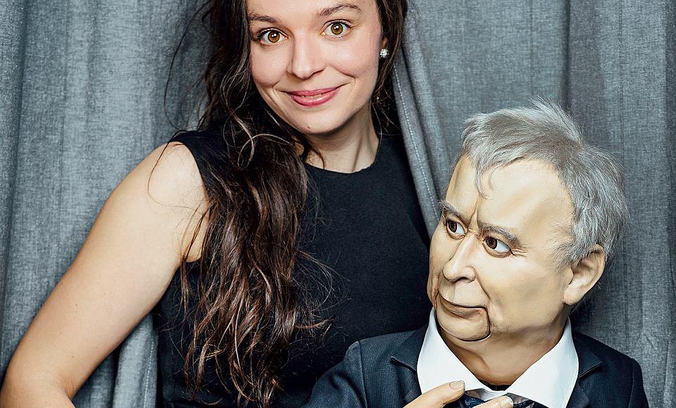 Klaudia Jachira - aktorka