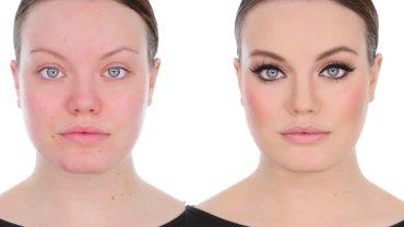 Makijaż w stylu Adele