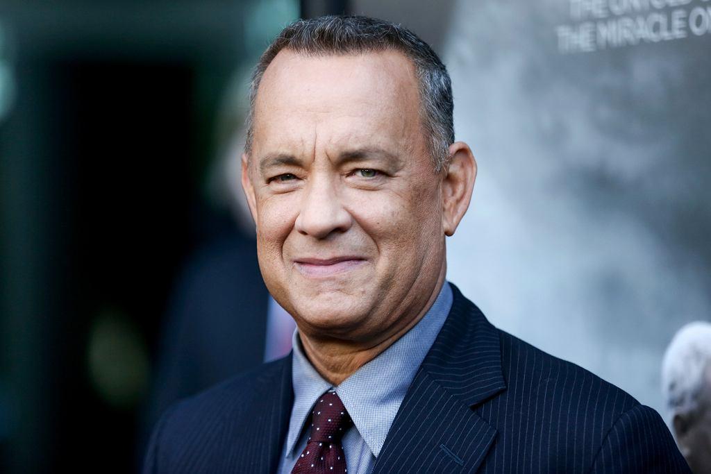 Golden Globes - Tom Hanks