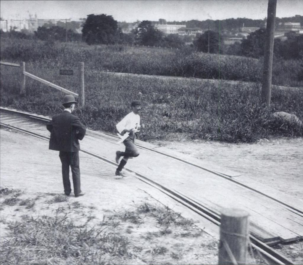 Maraton na IO w 1904 roku,