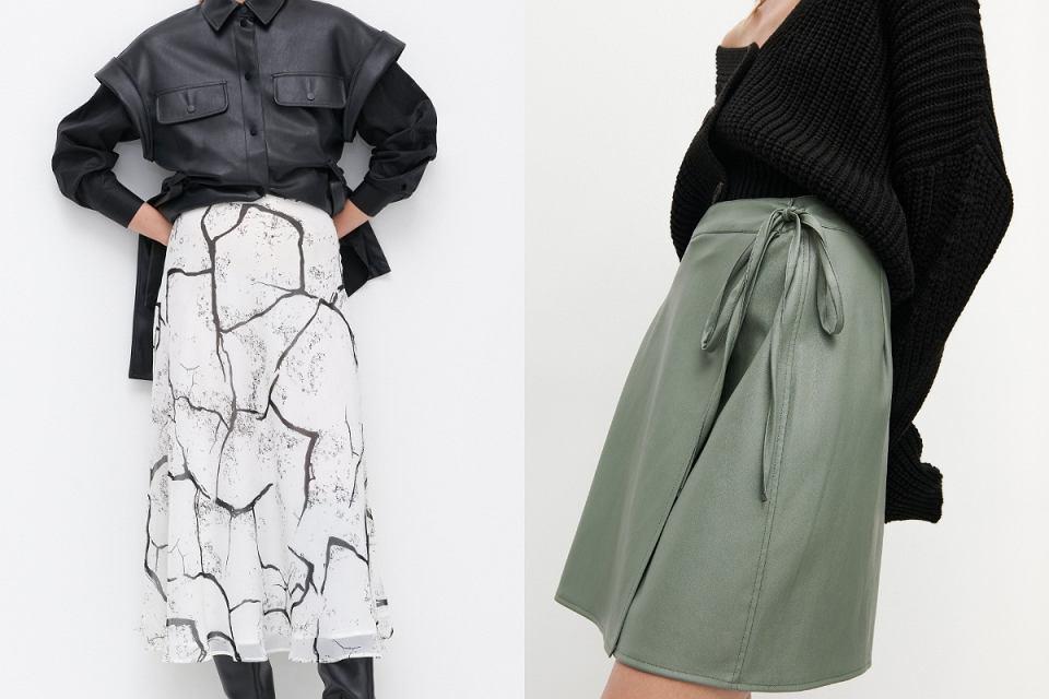 Piękne spódnice na jesień