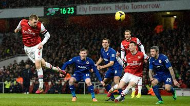 Arsenal - Cardiff 2:0