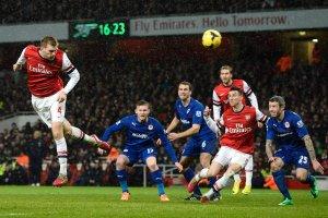 Premier League. Arsenal wymęczył zwycięstwo z Cardiff