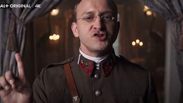 Borys Szyc jako Janusz Radziwiłek