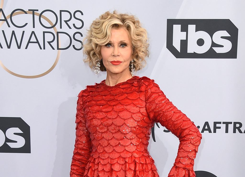 People Jane Fonda Arrest