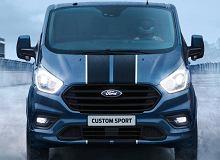 Ford Tourneo Custom Sport - opinie Moto.pl. Krótkodystansowiec