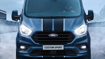 Ford Tourneo Custom Sport - test, opinie
