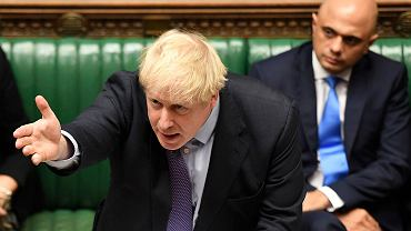 Brexit. Parlament debatuje nad umową Borisa Johnsona.