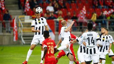 Fortuna Pierwsza Liga. Widzew - Sandecja Nowy Sącz 2:1