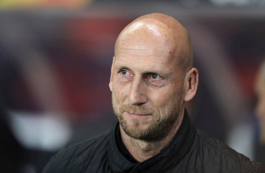 Jaap Stam pożegnał się z ławką trenerską Feyenoordu