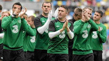 Reprezentacja Irlandii w Gdyni