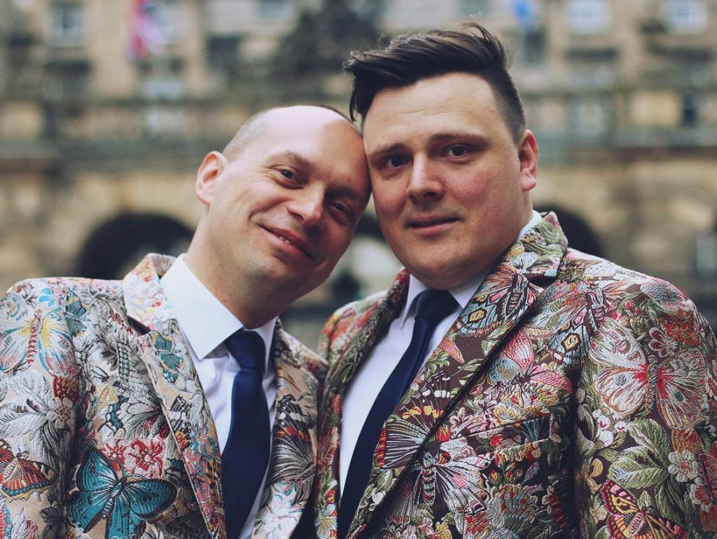 Ślub Bartka i Franka w kwietniu 2018 roku