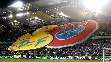 UEFA kolejny raz ukarała Legię za zachowanie kibiców