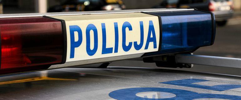 Wypadek w Radzikowicach. Koparka przygniotła pracownika, pijany sprawca uciekł