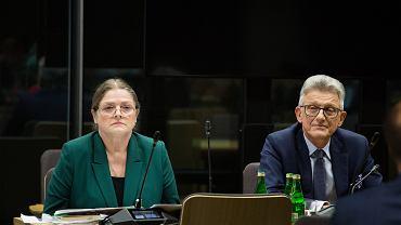 Komisja Sprawiedliwości i Praw Człowieka. Kandydaci PiS na sędziów TK: Krystyna Pawłowicz i Stanisław Piotrowicz