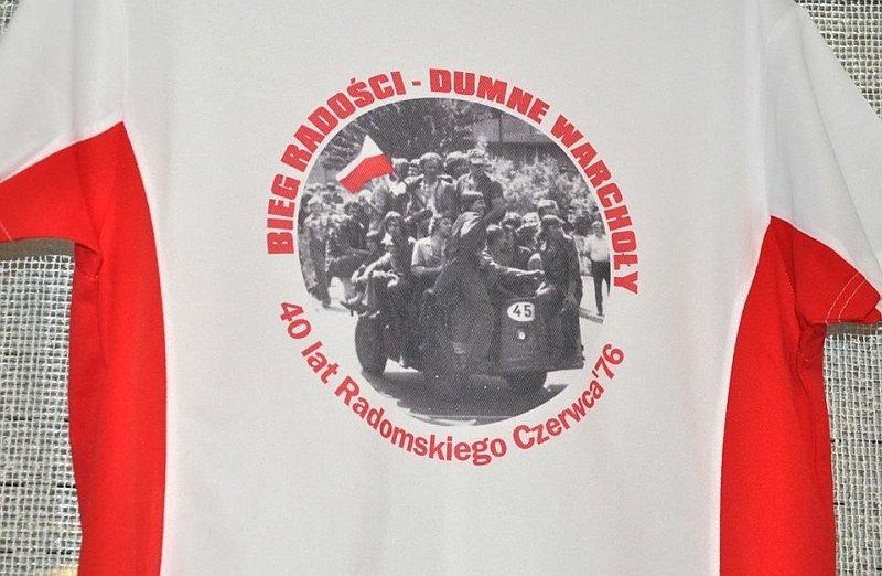 Biegowe obchody rocznicy Radomskiego Czerwca 76