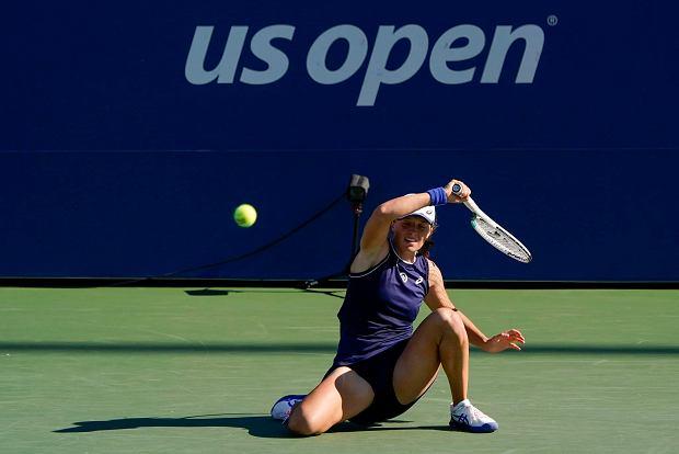 Historyczny sukces Świątek w US Open. Wielkie zwycięstwo po ponad dwugodzinnym boju!