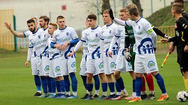Środa, 11 listopada 2020 r. Lubuska czwarta liga piłkarska: Stilon Prosupport Gorzów - Arka Nowa Sól 1:1 (1:0)
