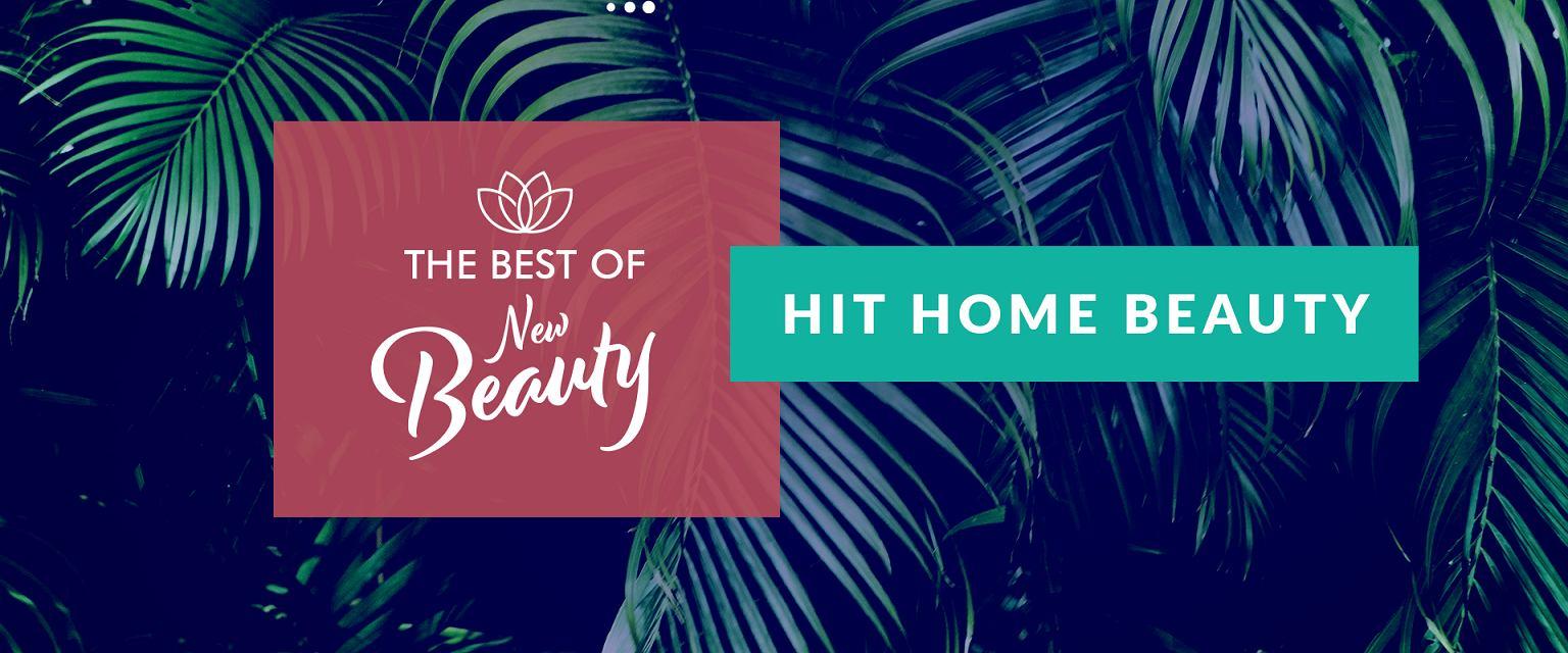 The Best of New Beauty: Hit Home Beauty (Grafika Gazeta.pl)