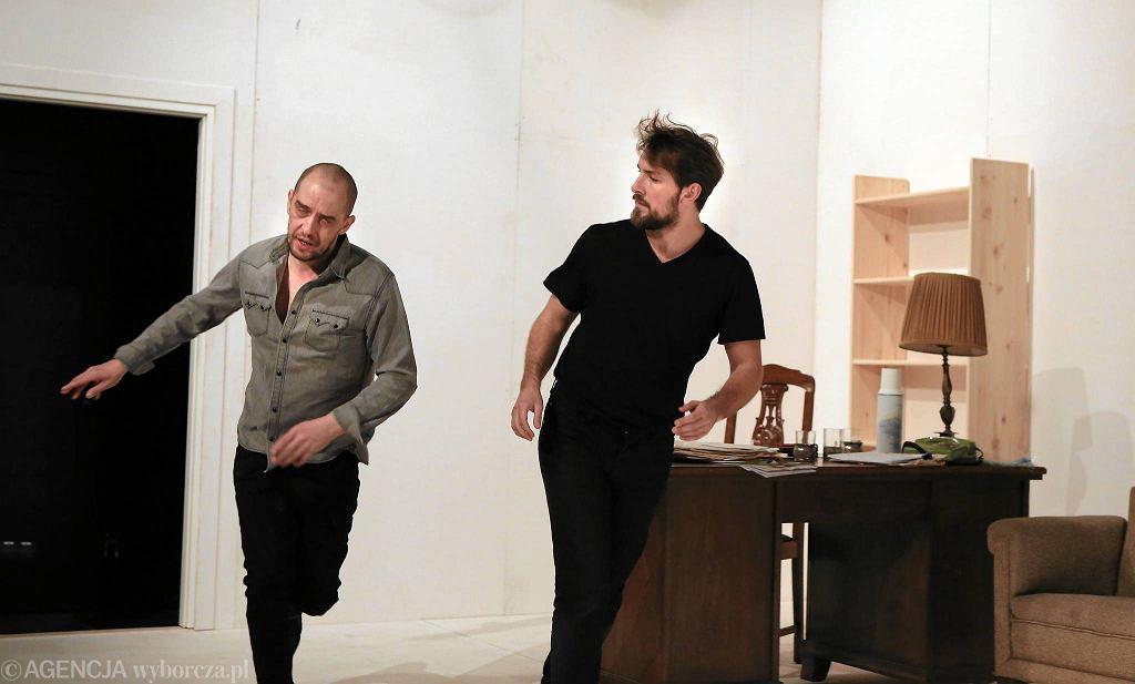 Próba w Teatrze Powszechnym / JACEK MARCZEWSKI