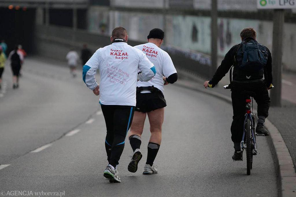 13 maraton w Poznaniu