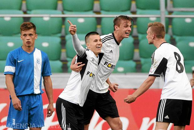 Młodzieżowa Liga Mistrzów w Nowym Dworze Mazowieckim. Tam juniorzy Legii zagrają z Liteksem
