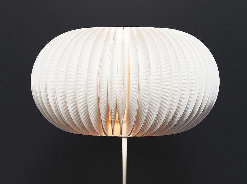 Jak zrobić lampę z papierowych talerzyków?