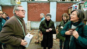 Wiesław Gołas (z lewej)