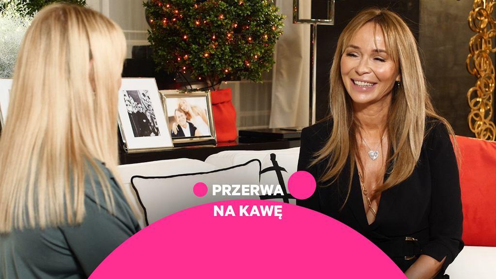 'Przerwa na kawę' z Joanną Przetakiewicz