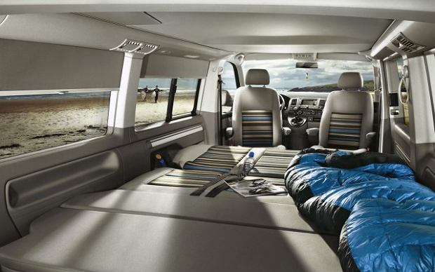 Volkswagen Transporter California Beach (2012)