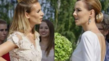 Kadr z programu 'I że cię nie opuszczę aż do ślubu'