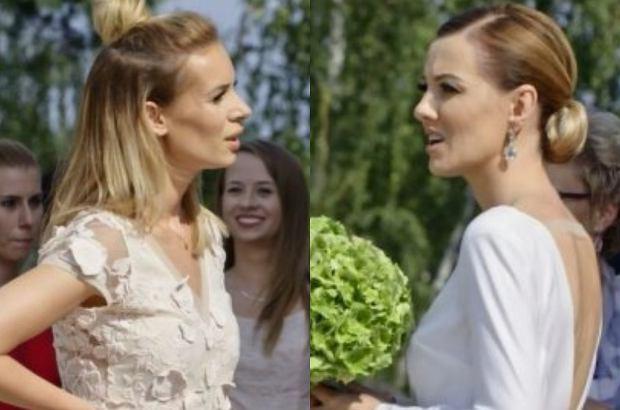 Zdjęcie numer 1 w galerii - Janachowska w swoim programie na TVN Style opiekuje się parą młodą dokładnie w dniu ceremonii. Co więc, gdy zachoruje? Odpowiedziała