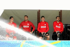 Euro 2016. Boruc: Ogoliłem się, by nie wyglądać na najstarszego zawodnika w kadrze