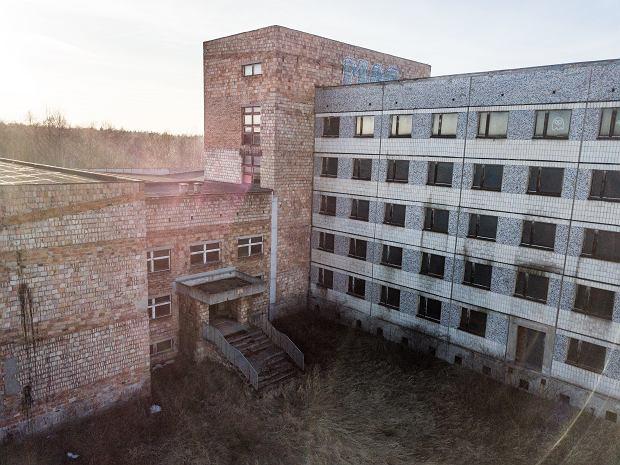 Zdjęcie numer 0 w galerii - Szpital - widmo