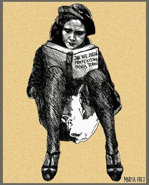 Zdjęcie numer 31 w galerii - Marta Frej rysuje dla