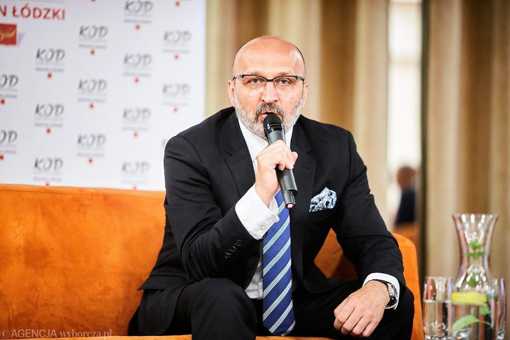 Kazimierz Marcinkiewicz nie wystartuje w wyborach do Parlamentu Europejskiego