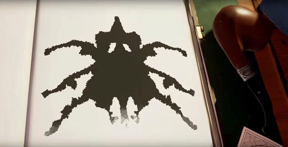 Kadr ze zwiastunu gry 'Metamorphosis' na podstawie 'Przemiany' Franza Kafki